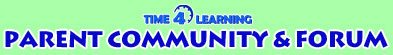 Time4Learning.net - Parent Community & Forum